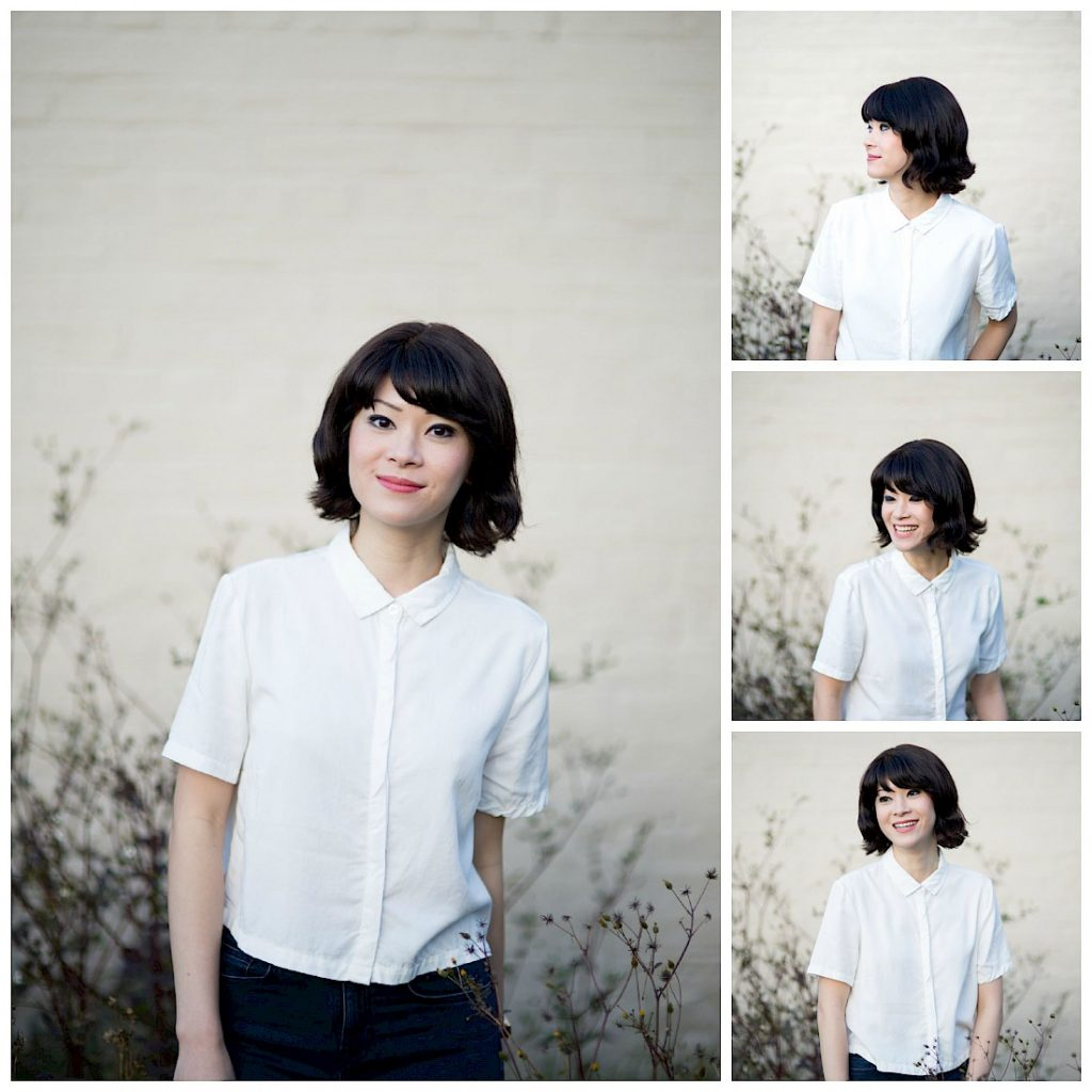 Author Michelle Law (photography by Tammy Law).