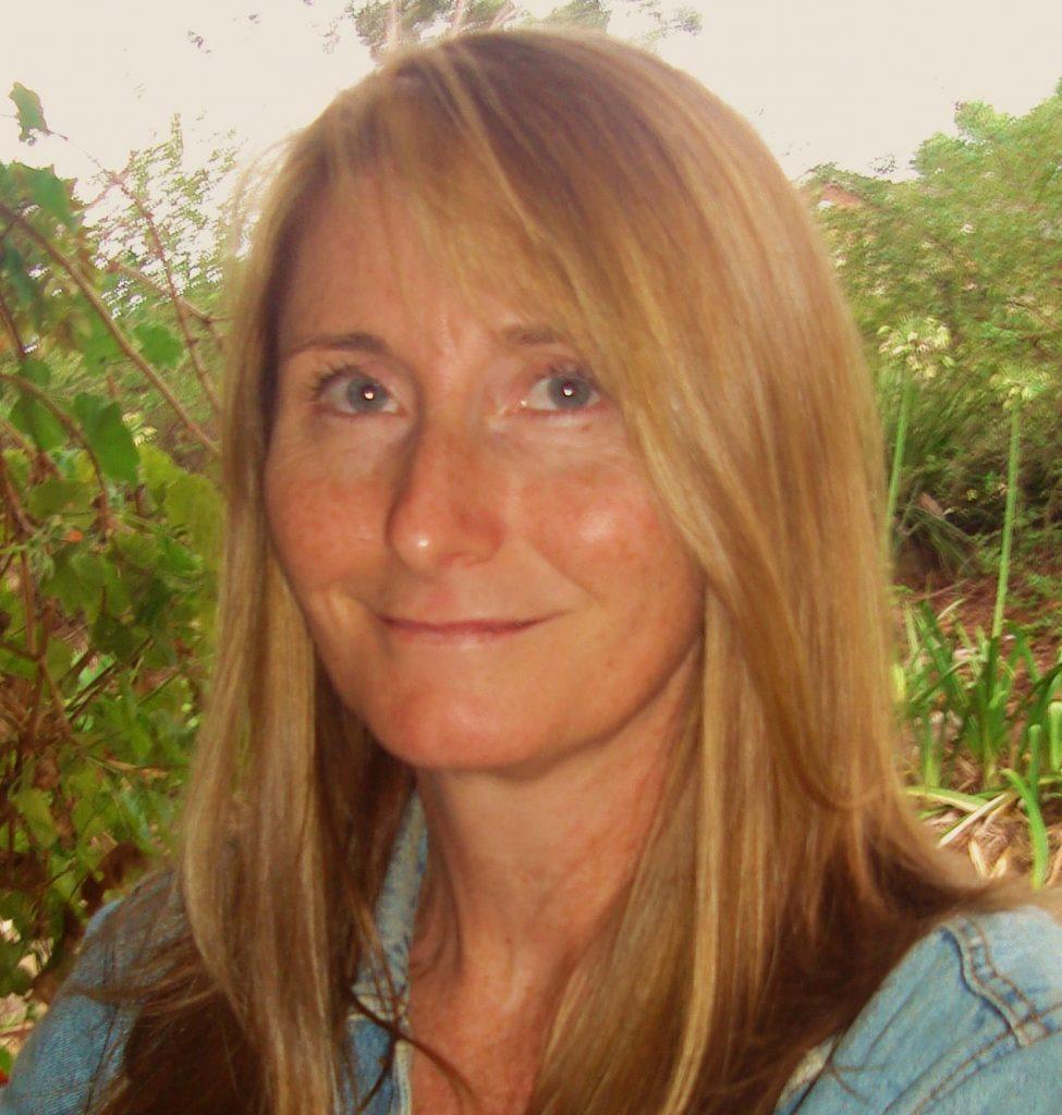 Headshot of author K M Steele