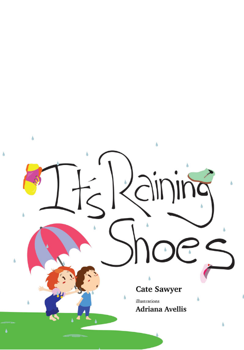 It's Raining Shoes.