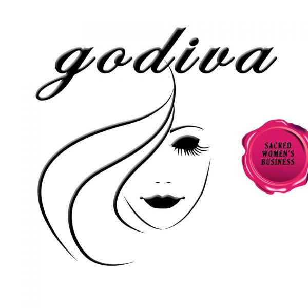 The Divine Bodyguard by Godiva - sacred women's business.