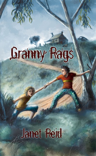 Front cover of Granny Rags by Janet Reid.