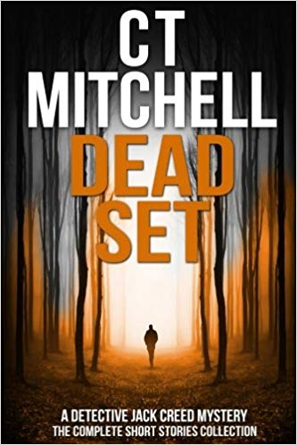 Front Cover of Dead Set paperback edition by C T Mitchell.