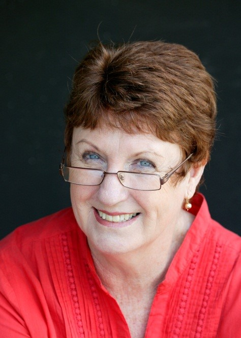 Headshot of author Janet Reid.