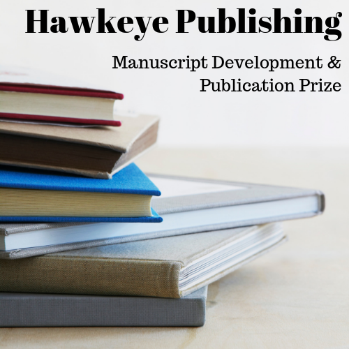 Short-List for the Hawkeye Publishing Manuscript Development Prize 2020