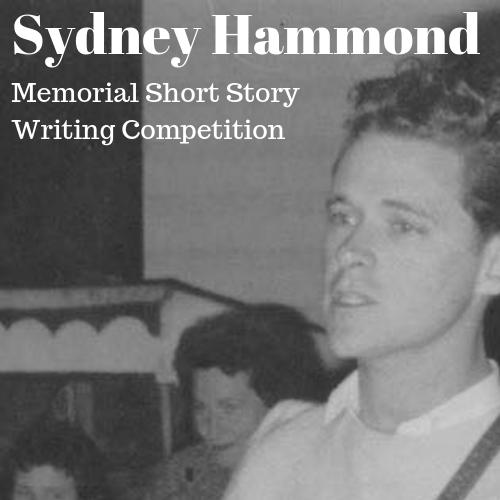 Photo of Sydney Hammond as a young man