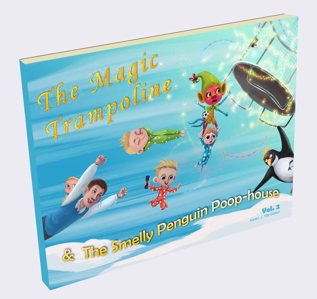 The Magic Trampoline Sequel