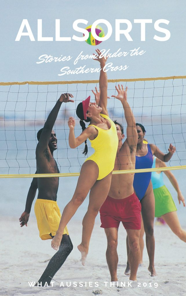 Front Cover Allsorts Anthology