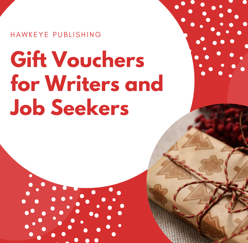 Need a Meaningful Experience Xmas Gift for a Writer or Job Seeker?