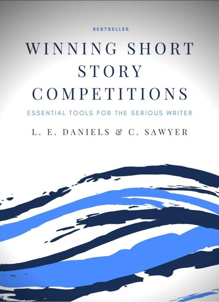 Front Cover Winning Short Story Competitions by L. E. Daniels and C. Sawyer.