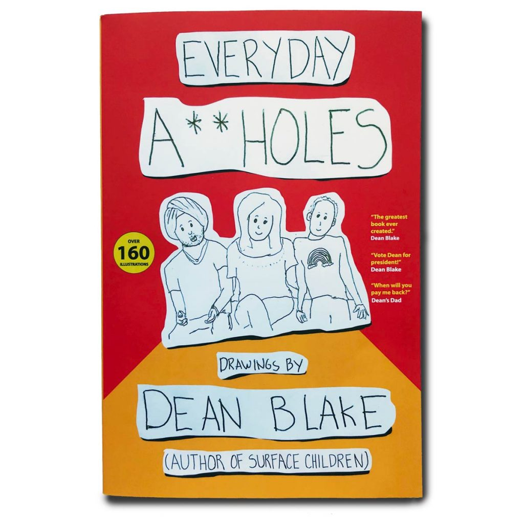 Everyday A-holes - a picture book for adults