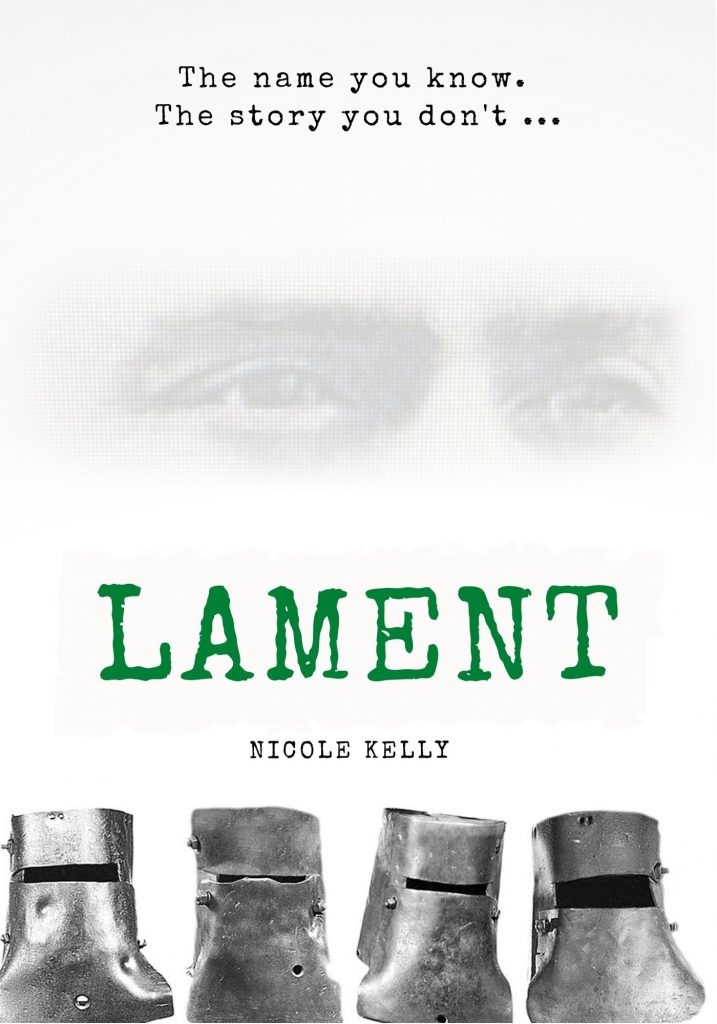 Front cover of Lament by Nicole Kelly.