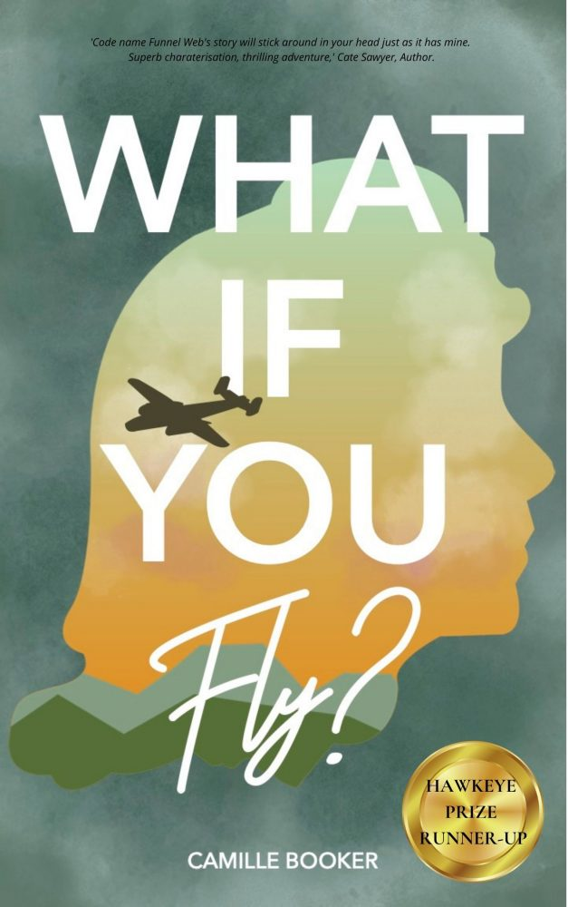 Review by Peta Carolan: What If You Fly?