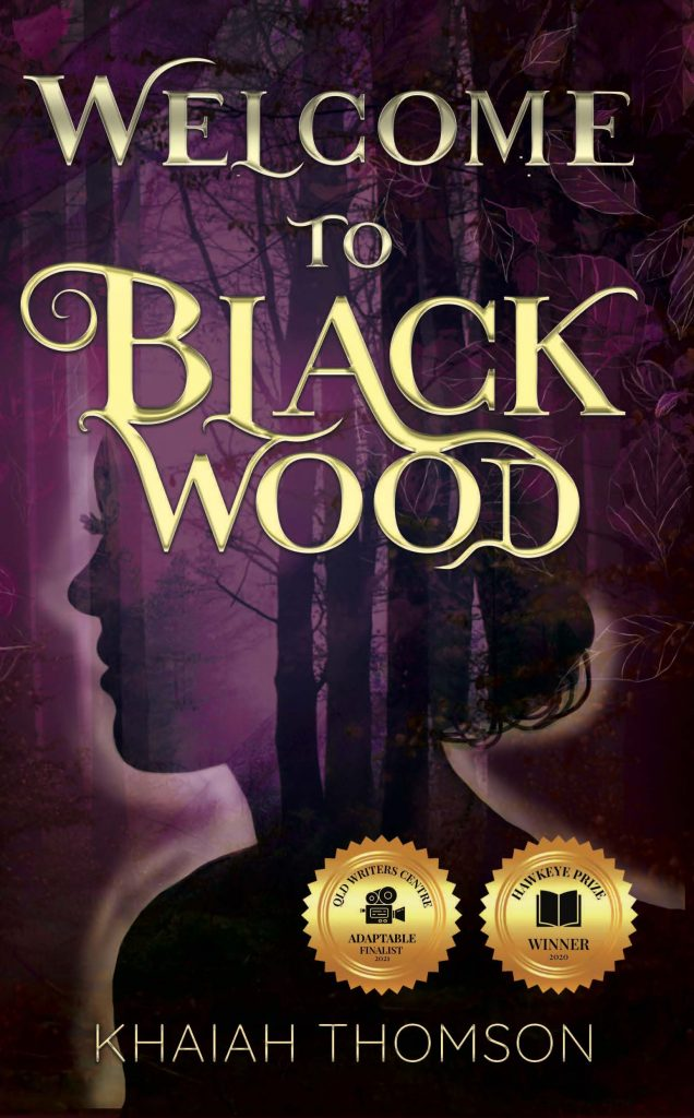 Cover Welcome to Blackwood