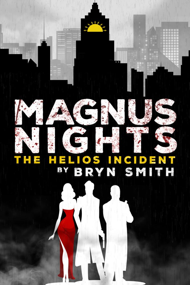 Magnus Nights: The Helios Incident