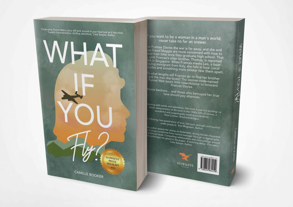 Review by Darci Robbins: What if You Fly?