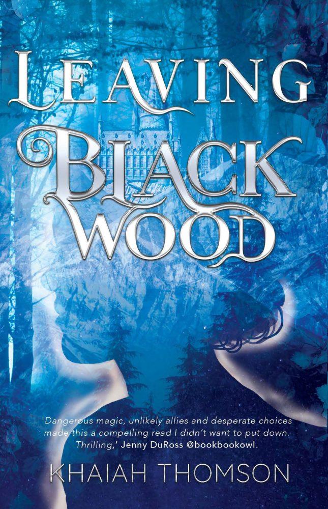 I am OBSESSED! Leaving Blackwood is AMAZING!