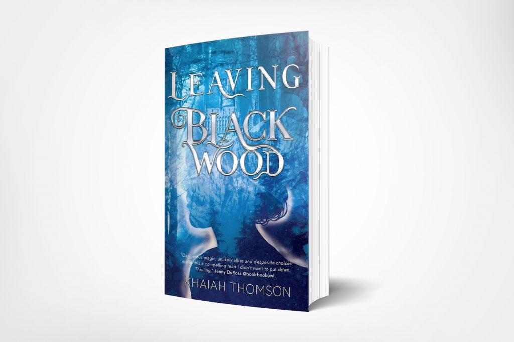 Leaving Blackwood book cover